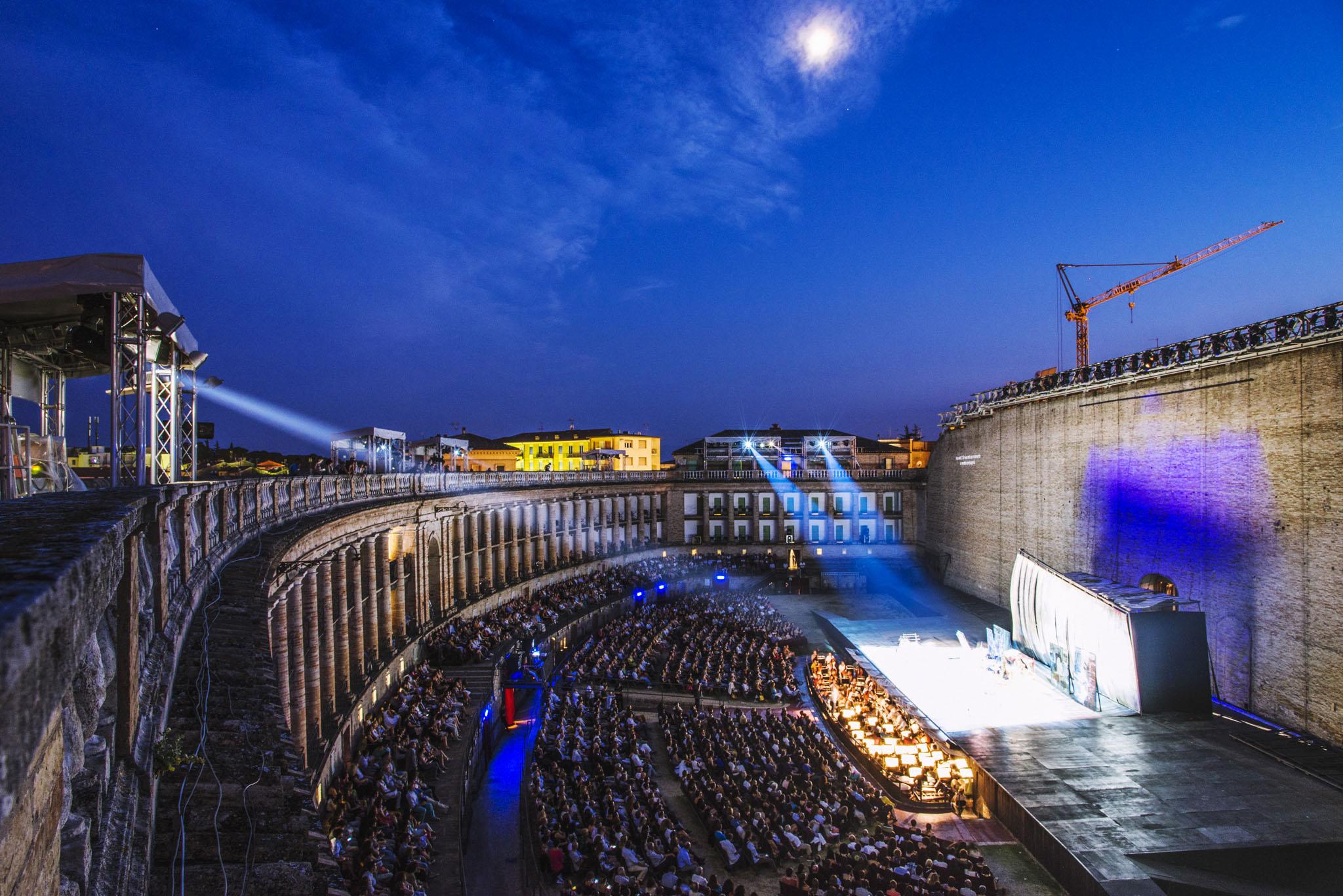 Macerata Opera Festival – Sferisterio